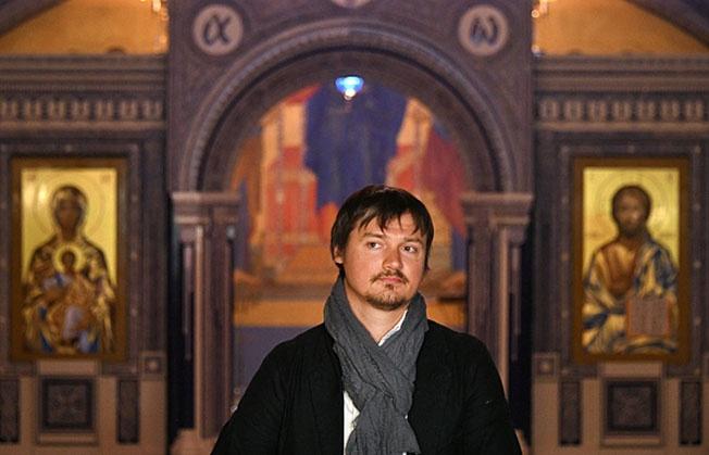 Архитектор Главного храма Вооружённых Сил России Дмитрий Смирнов.