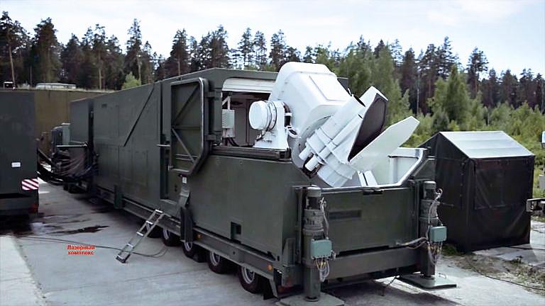 В конце 2019 года заступил на боевое дежурство лазерный комплекс «Пересвет».