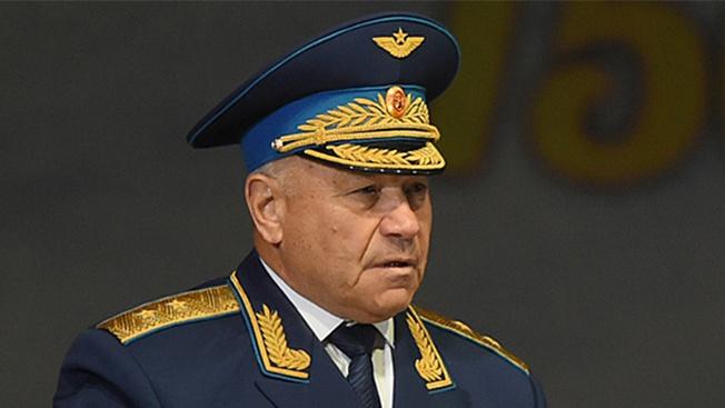 Генерал-лейтенант Айтеч Бижев.