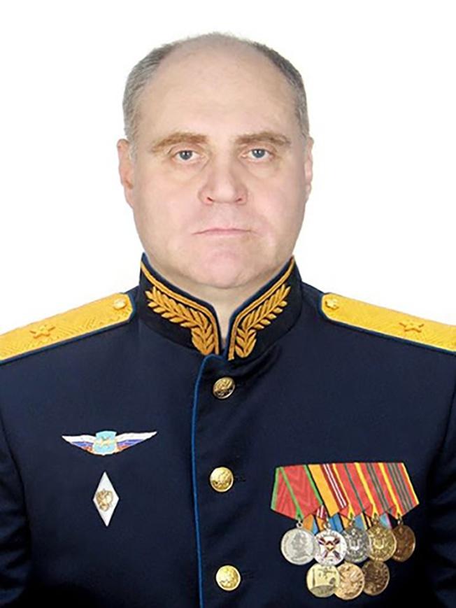Генерал-майор Сергей Грабчук.