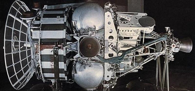 Спутник-перехватчик ИС.