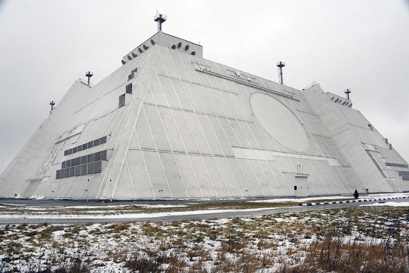 Командно-измерительный пункт системы ПРО, совмещённый с РЛС Дон-2Н, расположен в городе Софрино Московской области.