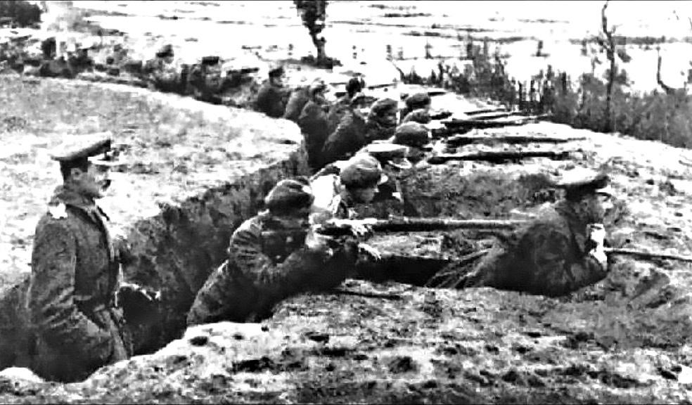 Закончив конфликт с Советской Россией, Польша отобрала у Литвы Виленский край.