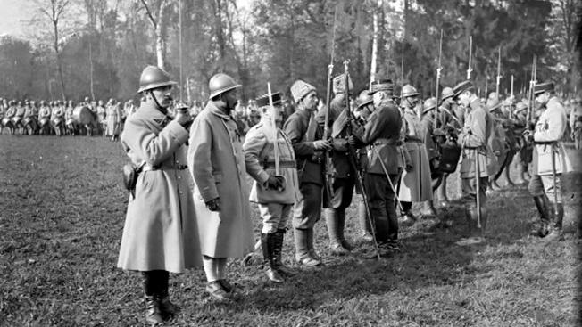 Маршал Фердинанд Фош: «Если Франция не была стёрта с карты Европы, то в первую очередь благодаря мужеству русских солдат»