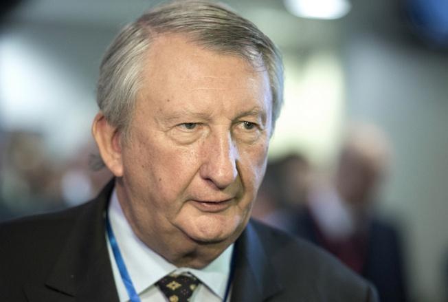 Князь Александр Трубецкой.