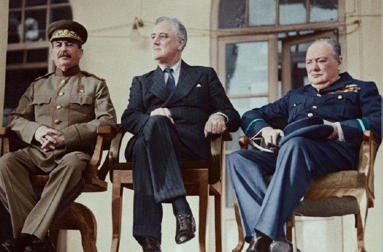 Иосиф Сталин, обращаясь к Франклину Рузвельту и Уинстону Черчиллю, оказался точен в прогнозах.
