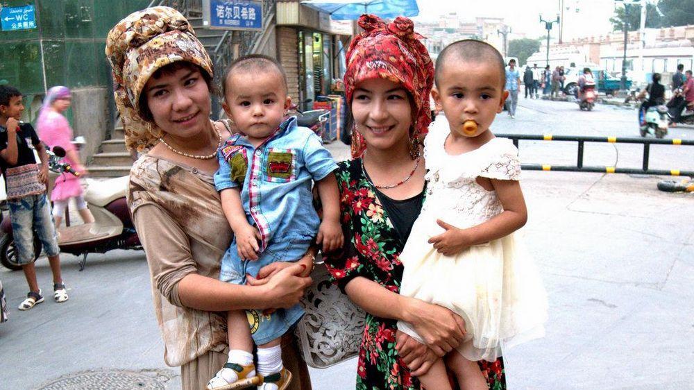 Не всех уйгурок из КНР прельщает такая простая семейная жизнь.