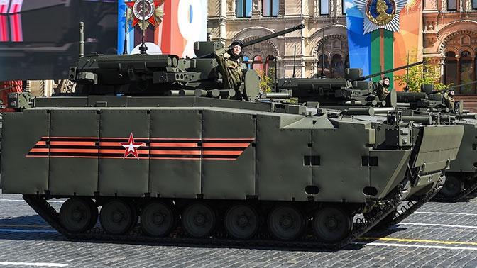 И «Эпоха», и «Байкал» могут быть установлены на «Курганец-25».
