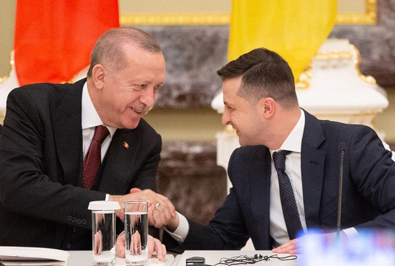 Готовы ли Киев и Анкара создать антироссийский альянс?