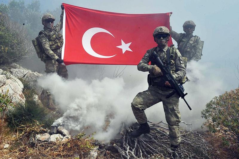 Мощь турецкой армии (реально второй, после российской, армии континента) заставляет ЕС серьёзно учитывать Турцию в своём стратегическом планировании.