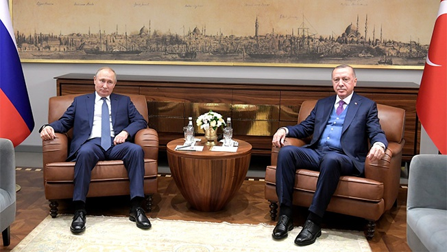 К нам приедет Эрдоган...