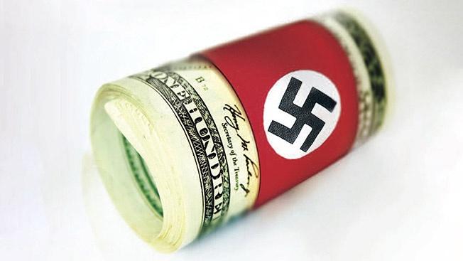 Как Америка и Великобритания помогали Гитлеру создавать Третий рейх