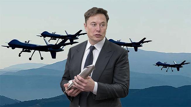 Беспилотные истребители: Илон Маск против военных экспертов