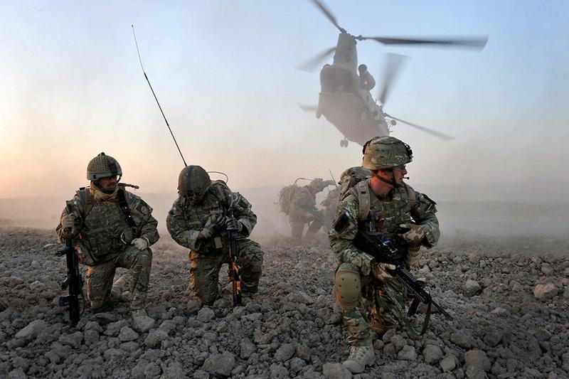 Договор предусматривает вывод основного контингента США с Гиндукуша.