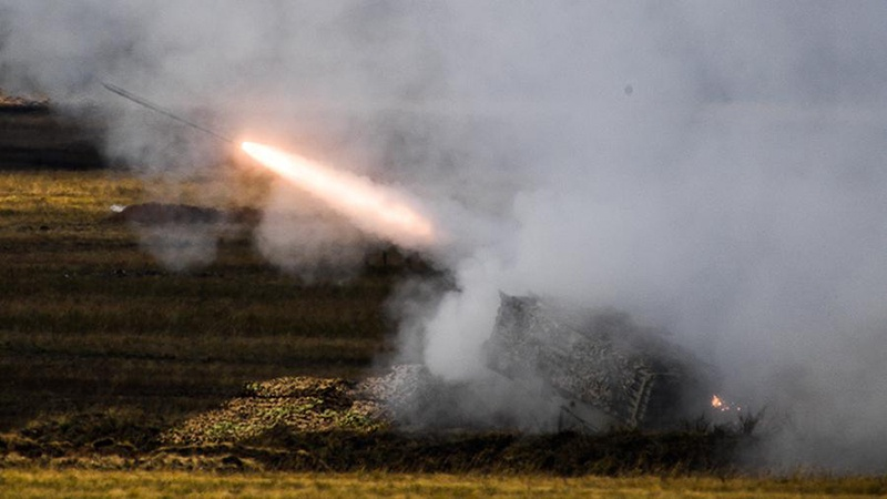 Боевая машина ТОС-2, или «Тосочка».