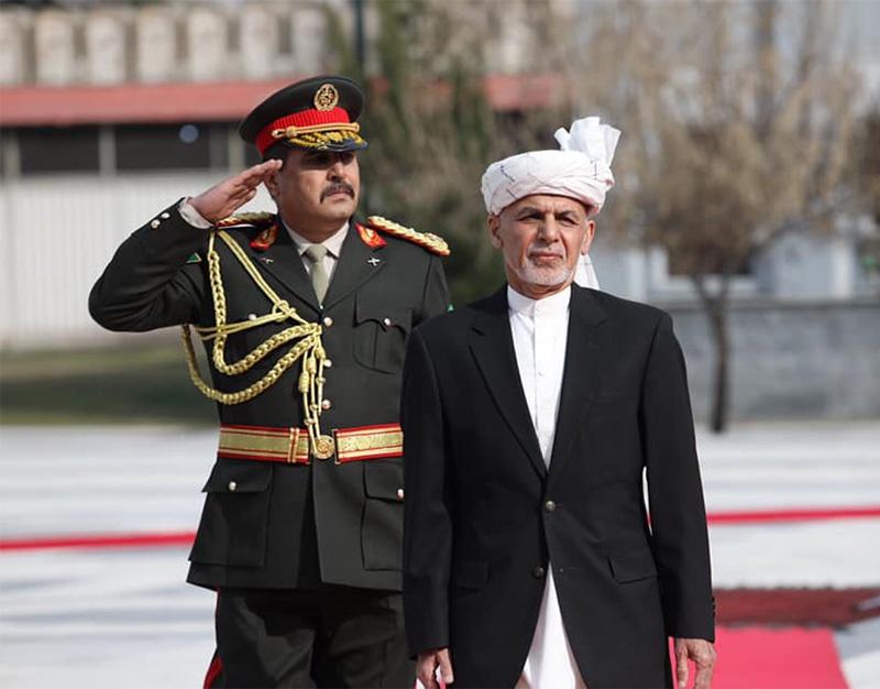 Действующий глава государства Ашрафа Гани понимает, что американское соглашение ни ему, ни стране не несёт на деле мира.