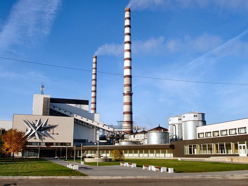 Построенная Советским Союзом Эстонская ГРЭС - одна из крупнейших в мире ГРЭС на сланцах.
