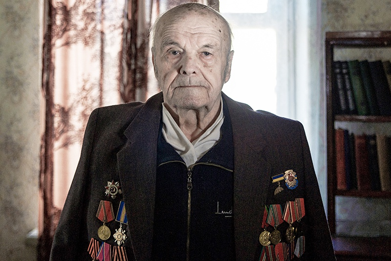 Пехотинец Остапович Иван Онуфриевич, 1922 года рождения.