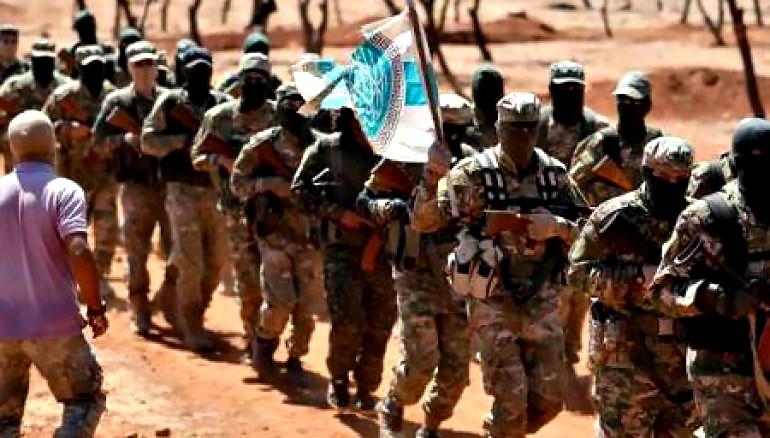 Даже Эрдоган не прочь утилизировать, к примеру, наиболее сильную армию исламистов «Хайат Тахрир аш-Шам»*.