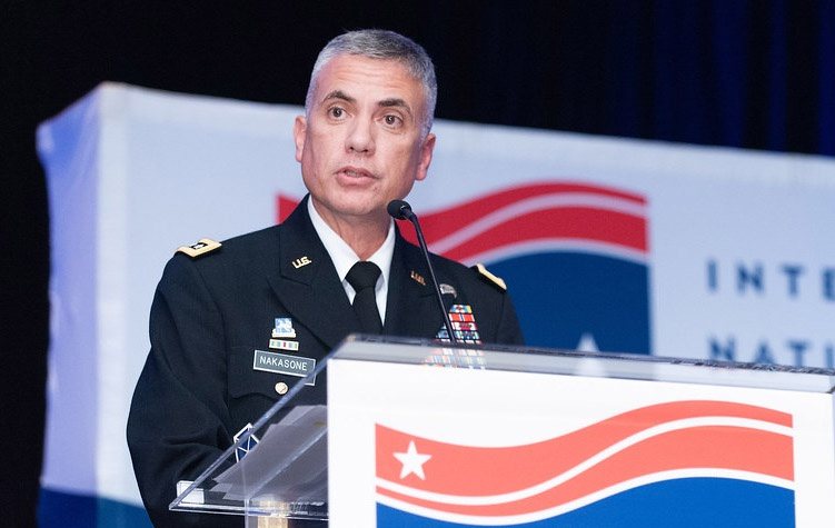 Генерал Пол Накасоне заявил о начале массированной кибератаки против России.