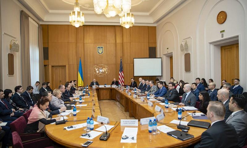 В Киеве состоялся третий раунд двустороннего кибердиалога.