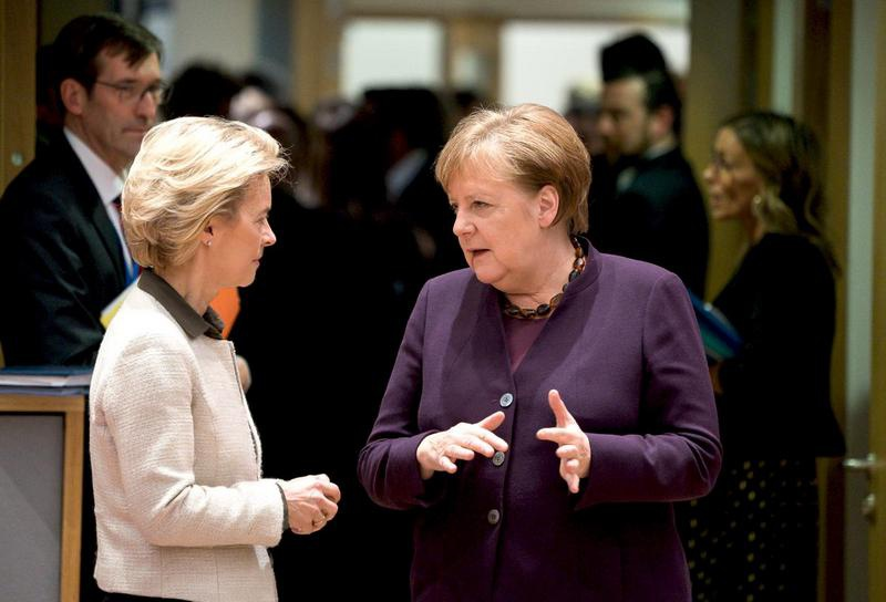 Глава Еврокомиссии Урсула фон дер Ляйен в силу своей должности должна заботиться о всех странах ЕС в равной степени.