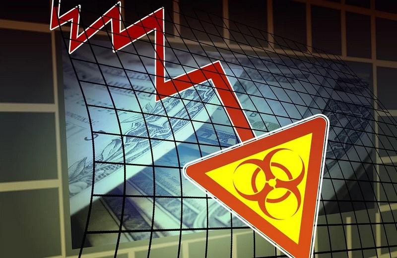 Биржи стран G20 в период с 9 по 13 марта просели в среднем на 19% в результате объявления коронавируса пандемией.