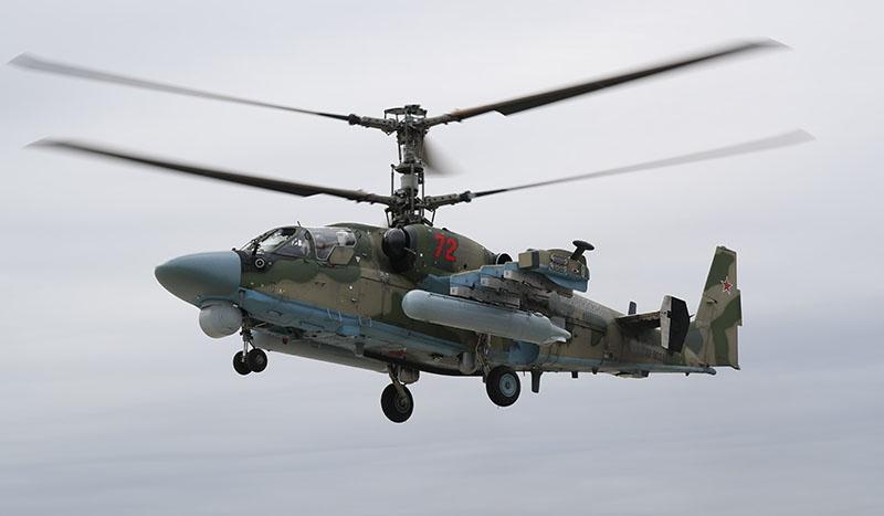 Технологии, применённые в Ка-52, помогли американским вертолётостроителям.