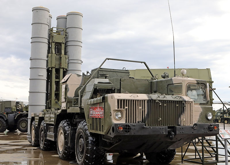 Вертикальный старт - главное ноу-хау С-300ПМУ.