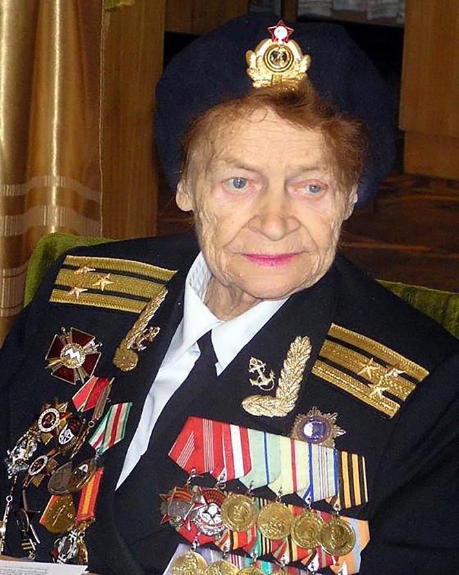 Гвардии полковник морской пехоты Евдокия Николаевна Завалий скончалась в Киеве 5 мая 2010 года в возрасте 84 лет.