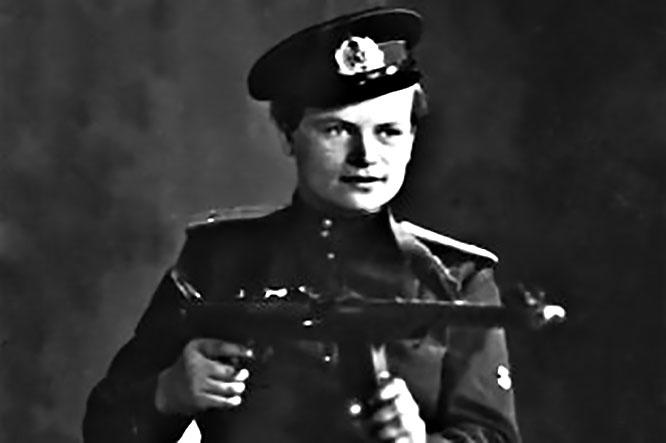 Морской пехотинец Завалий Евдок.
