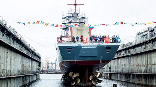 Почему наш эсминец назначен фрегатом?