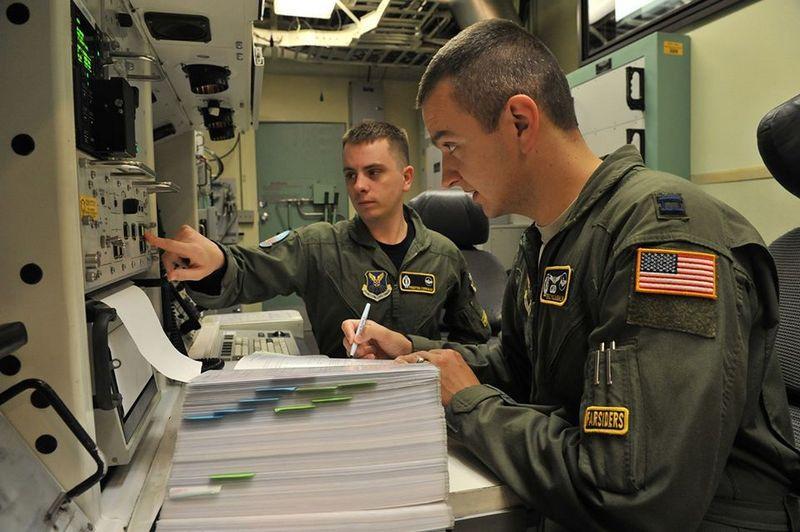 В ядерных силах США реализуются меры по уменьшению чрезмерных бюрократических и административных требований.