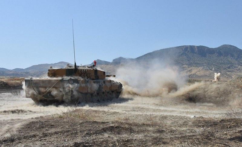 Турецкая экспансия в северную Сирию является первой геоэкономической войной новой эры.