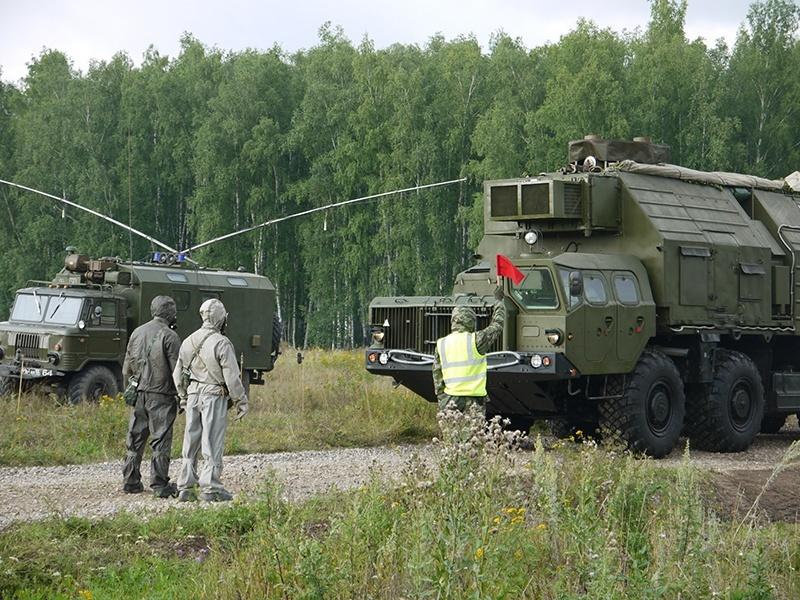 Войска РХБ защиты развиваются как войска двойного назначения, способные решать задачи как в военное, так и в мирное время.
