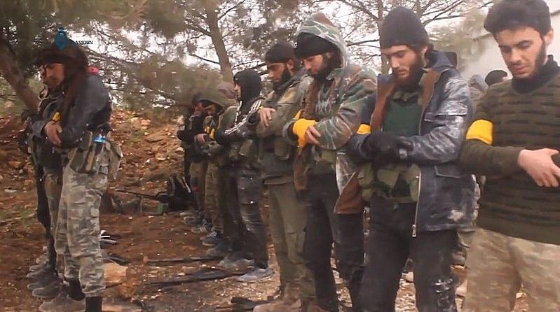 Турция поддерживает в Сирии террористов турецкого этноса.