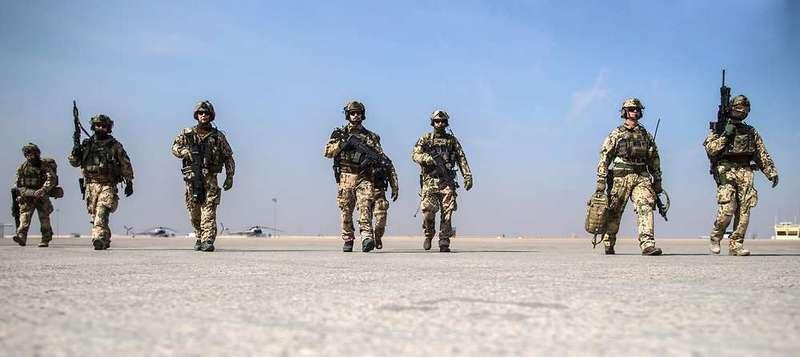 Согласно мандату в Афганистане могут находиться до 1.300 военнослужащих.