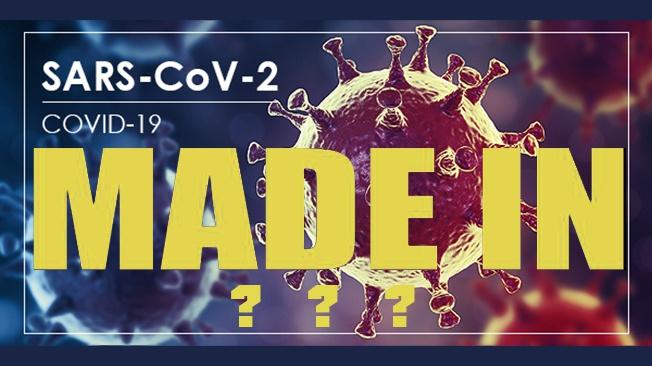 Из какой пробирки вышел SARS-CoV-2?