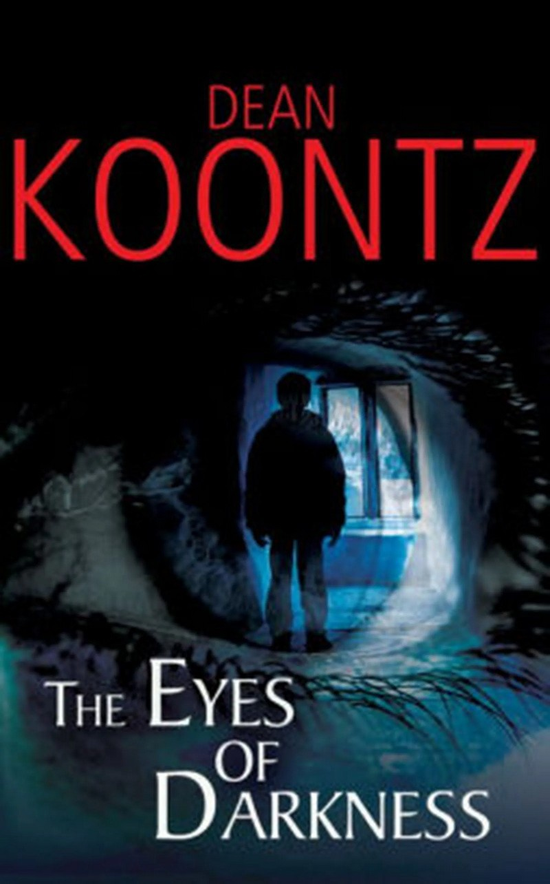 Триллер «Глаза тьмы» американского писателя Дина Кунца.