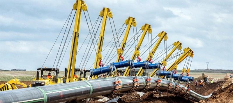 В России драйвером развития экономики в последние пять лет был экспорт углеводородов, а именно сжиженного природного газа.