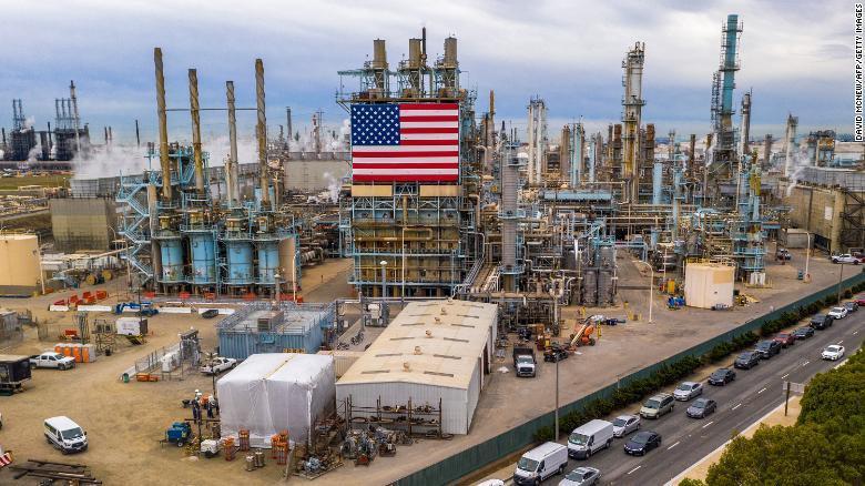 У США складывается критическая ситуация в сланцевой индустрии.