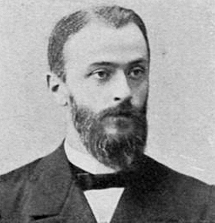 Русский микробиолог Дмитрий Ивановский.