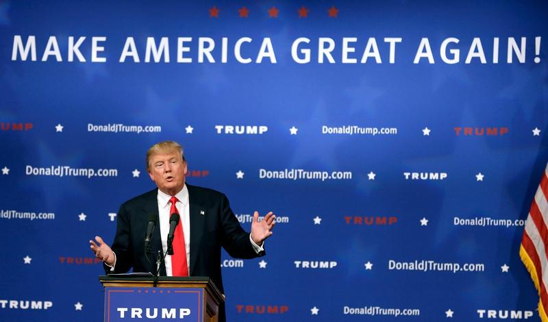Президент Трамп обещал снова сделать Америку великой.