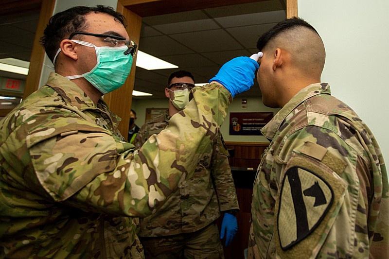 Из 72.000 американских военных, которые находятся сейчас в европейских странах, около 35 человек уже подцепили смертельно опасную инфекцию.