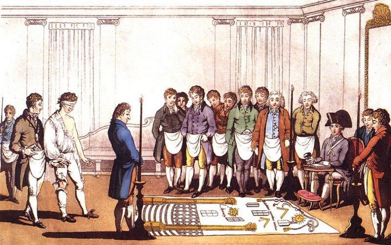 «Заметным фактором провинциальной общественной жизни сделались в 1810-х гг. масонские ложи».