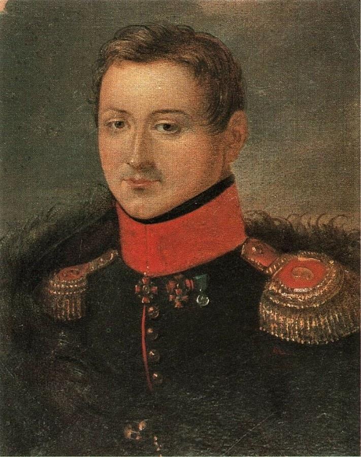 Сергей Муравьёв-Апостол установил связь с «Польским патриотическим обществом».