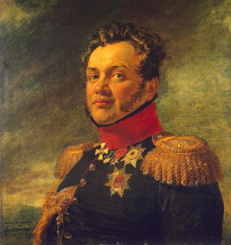 Двор генерал-губернатора Малороссии Николая Репнина-Волконского был одним из центров украинского сепаратизма.