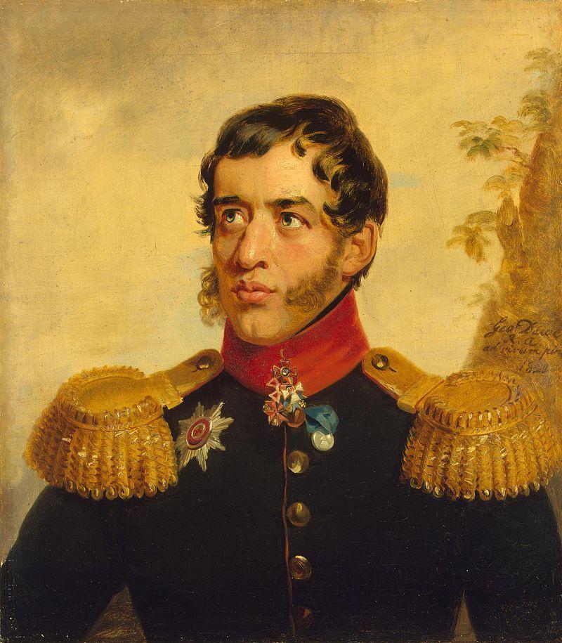 Видный деятель «Южного общества» Сергей Волконский приходился генерал-губернатору родным братом.