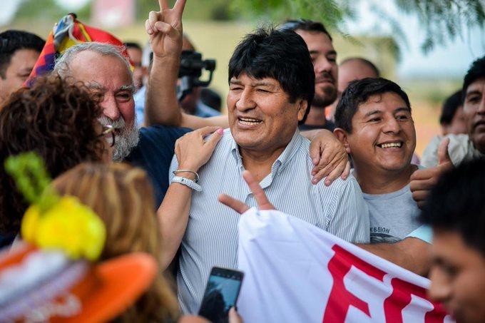 Эво Моралес на протяжении ряда лет проводил политику в национальных интересах.