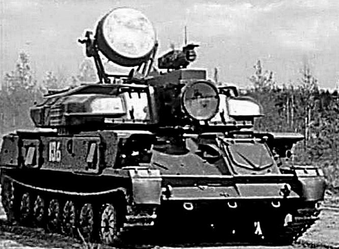 Лазерный танк СЛК «Сангвин».